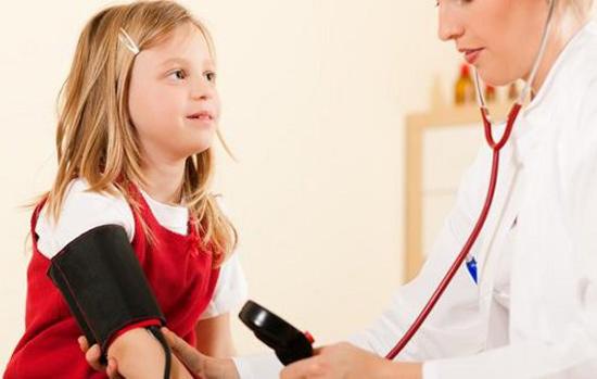 Артериальная гипотензия у детей - распространенное заболевание