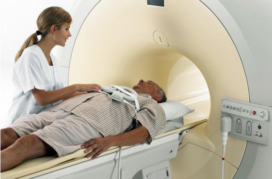 Проведение магнитно-резонансной томографии сердца
