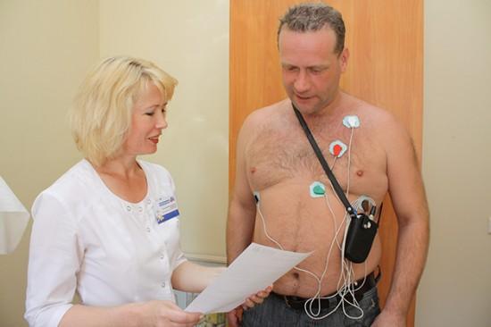 Проведение обследования для постановки диагноза - сердечная аритмия
