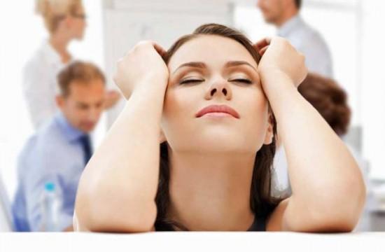 Стресс - причина возможных перебоев сердца